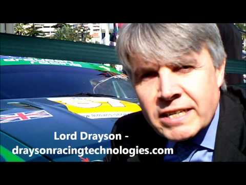 Drayson Clean Racing website